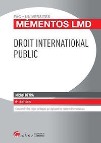 Télécharger le livre : Droit international public - 6e édition