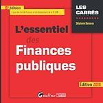 Télécharger le livre :  L'essentiel des finances publiques 2018 - 6e édition