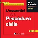 Télécharger le livre :  L'essentiel de la procédure civile