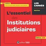 Télécharger le livre :  L'essentiel des institutions judiciaires 2018 - 10e édition
