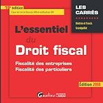 Télécharger le livre :  L'essentiel du droit fiscal 2018 - 19e édition
