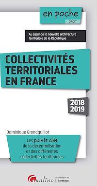Télécharger le livre : Collectivités territoriales en France