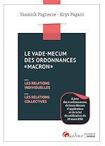 """Télécharger le livre :  Le vade-mecum des ordonnances """"Macron"""""""