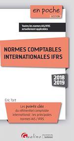 Télécharger le livre :  Normes comptables internationales IFRS
