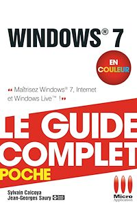 Télécharger le livre : Windows 7 - version poche en couleurs