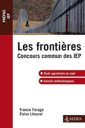 Téléchargez le livre :  Les frontières