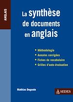 Télécharger le livre :  La synthèse de documents en anglais
