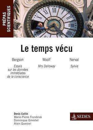 Téléchargez le livre :  Le temps vécu
