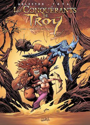 Téléchargez le livre :  Les Conquérants de Troy T02