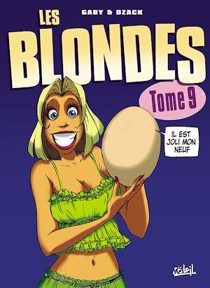 Téléchargez le livre :  Les Blondes T09
