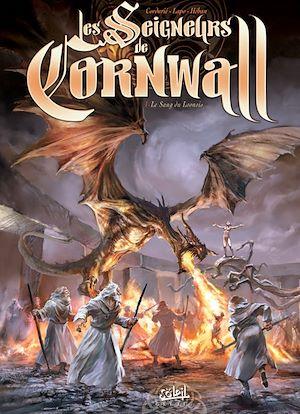 Téléchargez le livre :  Les Seigneurs de Cornwall T01