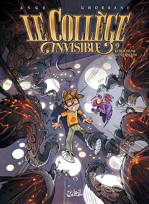 Téléchargez le livre :  Le Collège invisible T09