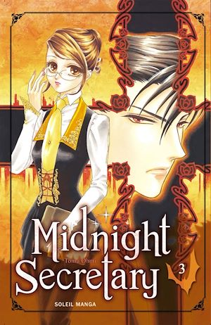 Téléchargez le livre :  Midnight secretary T03