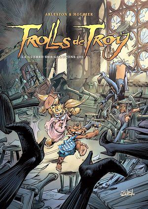 Téléchargez le livre :  Trolls de Troy T13