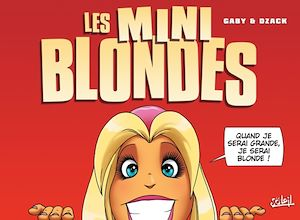 Téléchargez le livre :  Les blondes - Les minis Blondes