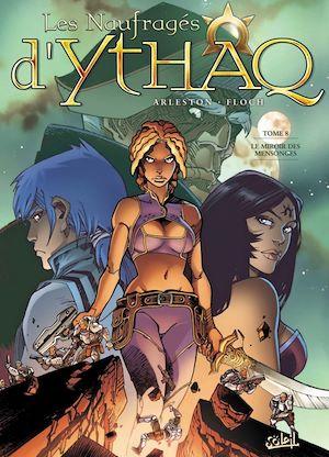 Téléchargez le livre :  Les Naufragés d'Ythaq T08