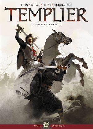 Téléchargez le livre :  Templier T01