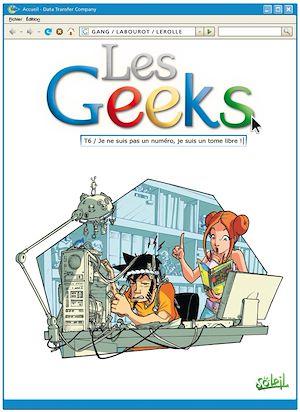 Téléchargez le livre :  Les Geeks T06
