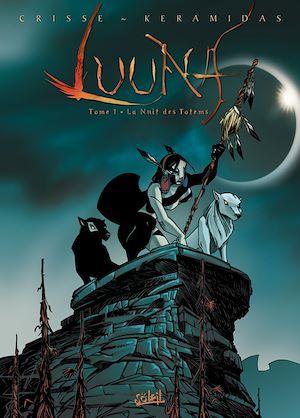 Téléchargez le livre :  Luuna T01