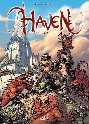 Téléchargez le livre :  Haven T01