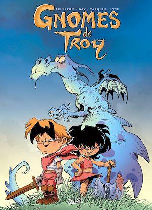 Téléchargez le livre :  Gnomes de Troy T01