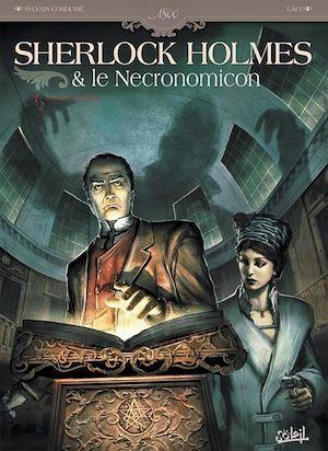 Téléchargez le livre :  Sherlock Holmes & le Nécronomicon T01