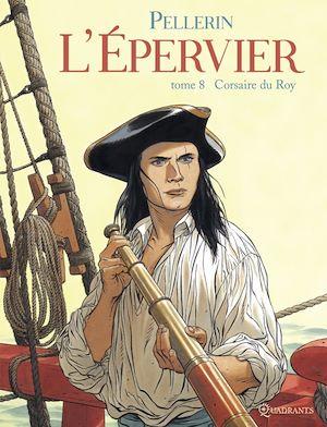 Téléchargez le livre :  L'Epervier T08