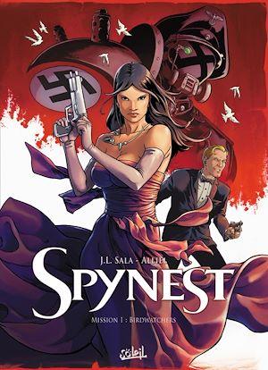 Téléchargez le livre :  Spynest T01