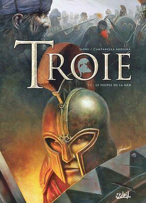 Téléchargez le livre :  Troie T01