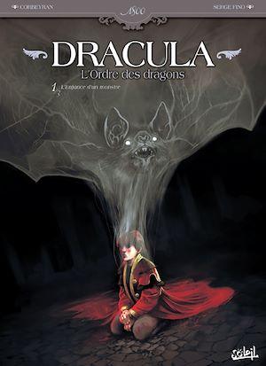 Téléchargez le livre :  Dracula, l'ordre des dragons T01