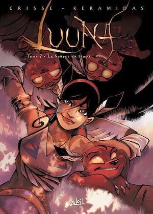 Téléchargez le livre :  Luuna T07