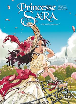 Téléchargez le livre :  Princesse Sara T04