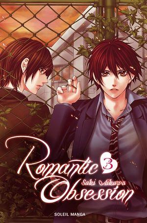 Téléchargez le livre :  Romantic obsession T03