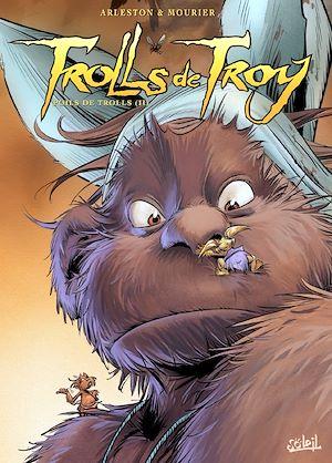 Téléchargez le livre :  Trolls de Troy T16