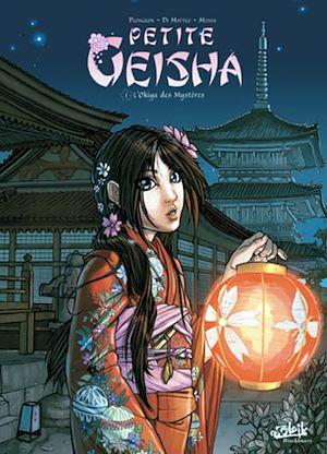Téléchargez le livre :  Petite Geisha T01