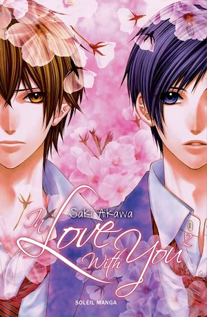 Téléchargez le livre :  In love with you T02