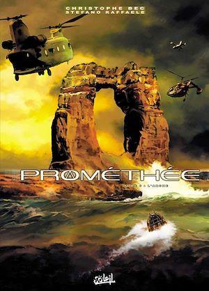 Téléchargez le livre :  Prométhée T06
