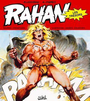 Téléchargez le livre :  Les trésors de Rahan