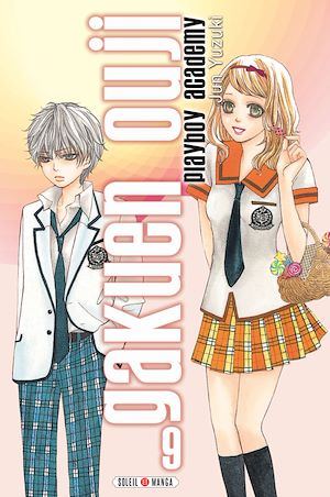 Téléchargez le livre :  Gakuen Ouji - Playboy Academy T09
