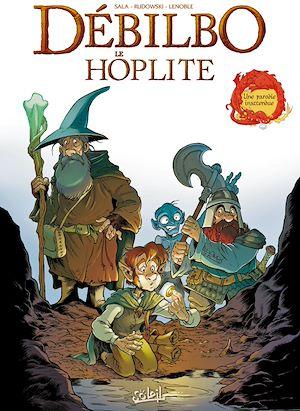Téléchargez le livre :  Débilbo le Hoplite