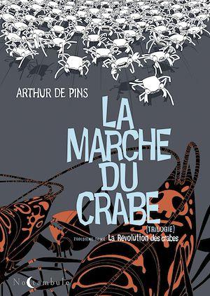 Téléchargez le livre :  La marche du crabe T03