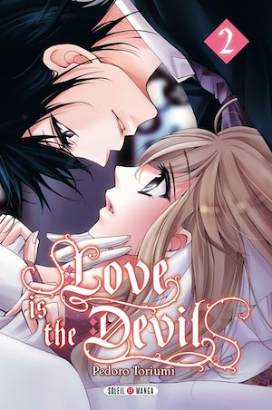 Téléchargez le livre :  Love is the Devil T02