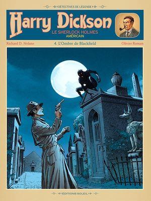 Téléchargez le livre :  Harry Dickson T04