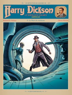 Téléchargez le livre :  Harry Dickson T05