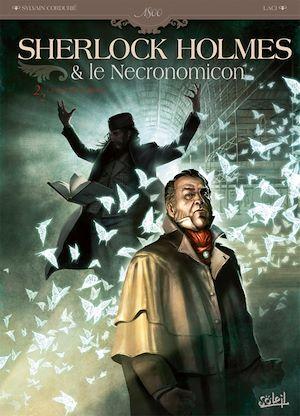 Téléchargez le livre :  Sherlock Holmes & le Nécronomicon T02