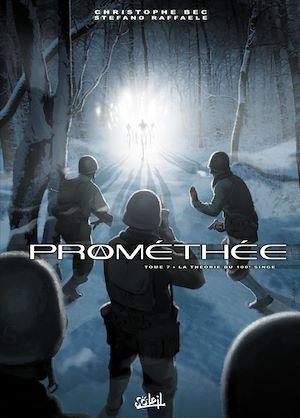 Téléchargez le livre :  Prométhée T07