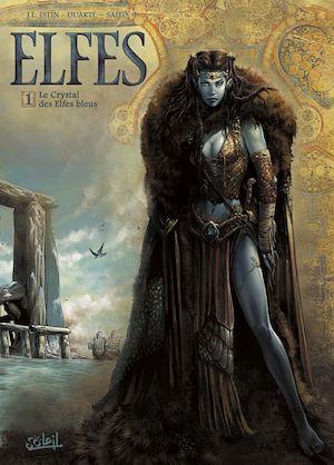 Téléchargez le livre :  Elfes T01