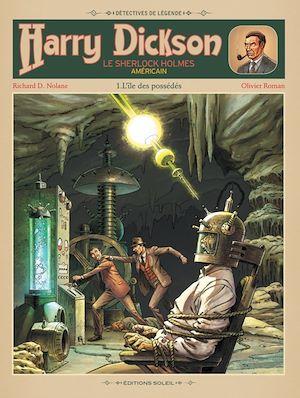 Téléchargez le livre :  Harry Dickson T01