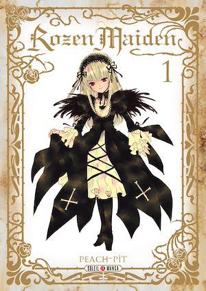 Téléchargez le livre :  Rozen Maiden T01