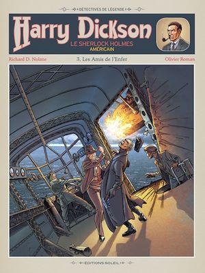 Téléchargez le livre :  Harry Dickson T03